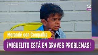 ¡Miguelito está en serios problemas! - Morandé con Compañía 2017