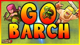 Clash of Clans-Barch Farming Attack (TH8) [Deutsch|German] HD