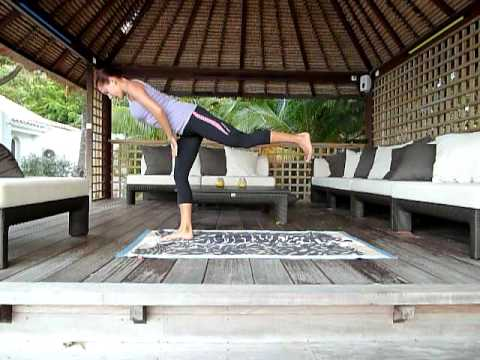 No Gym Resort Yoga Workout