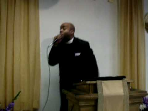 "Pastor Hayward Hamilton preaching ""Seeking the wrong counsel...part 1"""