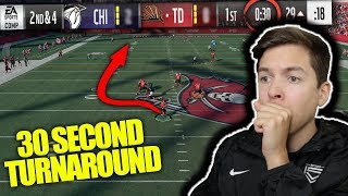 2 BIG PLAYS TURN THE GAME AROUND! MADDEN 18 ULTIMATE TEAM