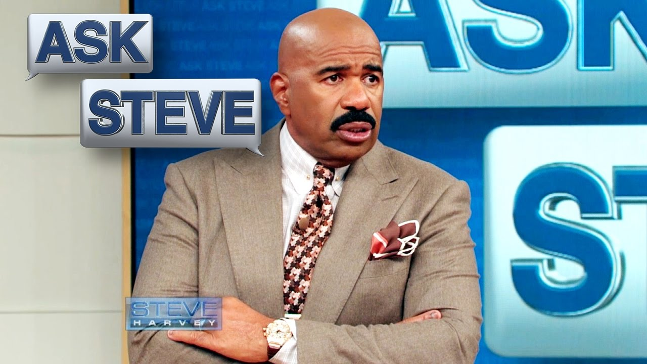 Download Ask Steve: They lie all the time in church    STEVE HARVEY