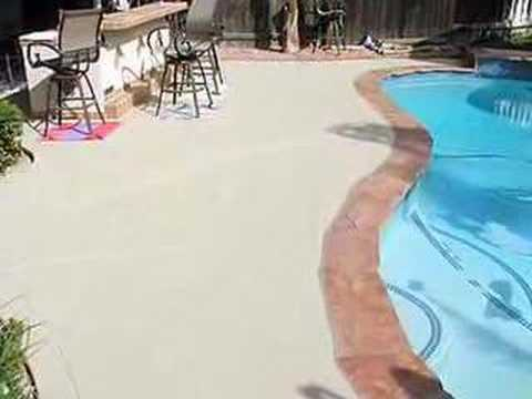 Six Ways To Enhance Your Pool Deck 40a Concretenetwork