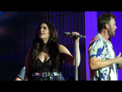 "Lady Antebellum ""Midnight Rider"" (Allman Brothers Cover) Live @ PNC Bank Arts Center,"
