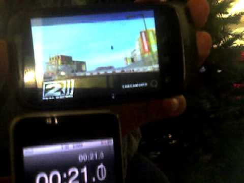 REAL RACING 2 ON LOW COST ANDROID PHONE (GALAXY ACE,MOTOROLA FIRE XT...)