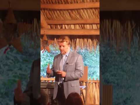 Brian Clement lecture at Hippocrates don't get cancer and save the world