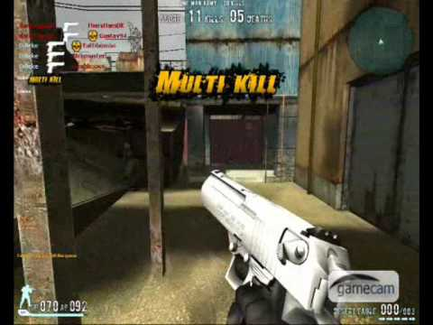 combat arms desert eagle one man army pistol only
