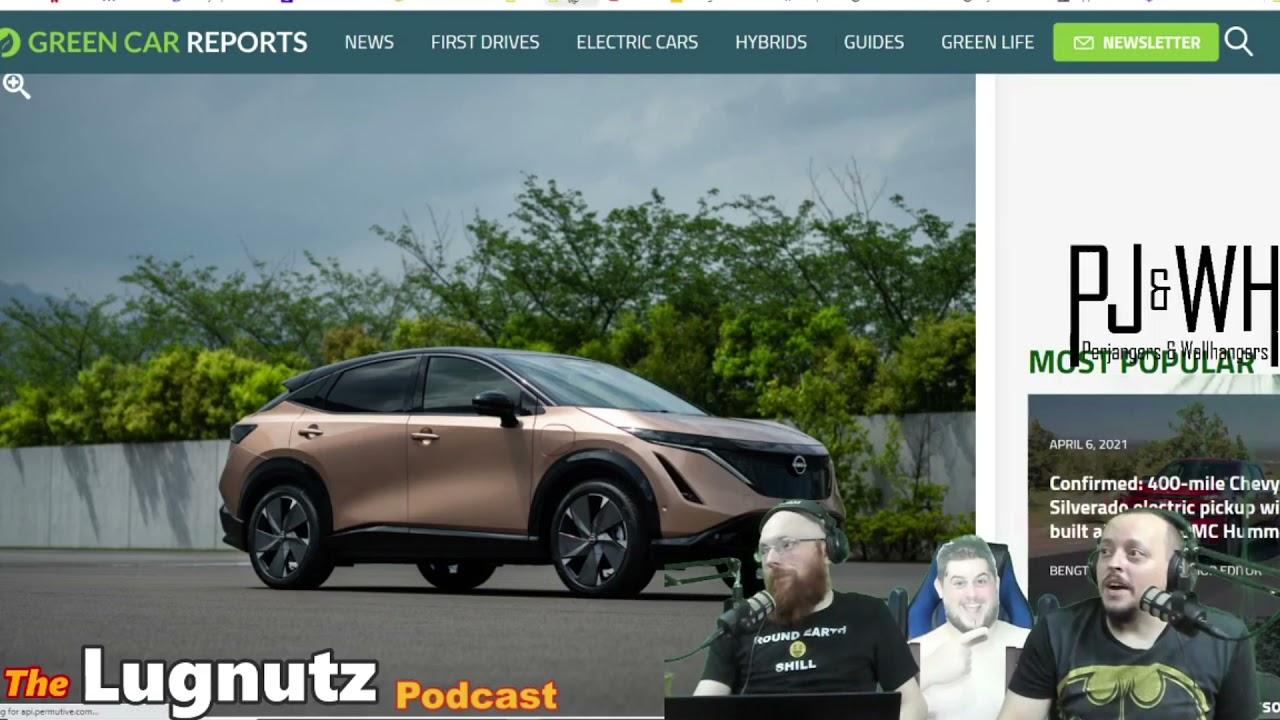 #212 Lugnutz Podcast: Genome Editing Anti-Theft System