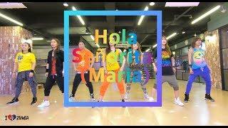 I LOVE ZUMBA / Hola Señorita (Maria) - GIMS, Maluma