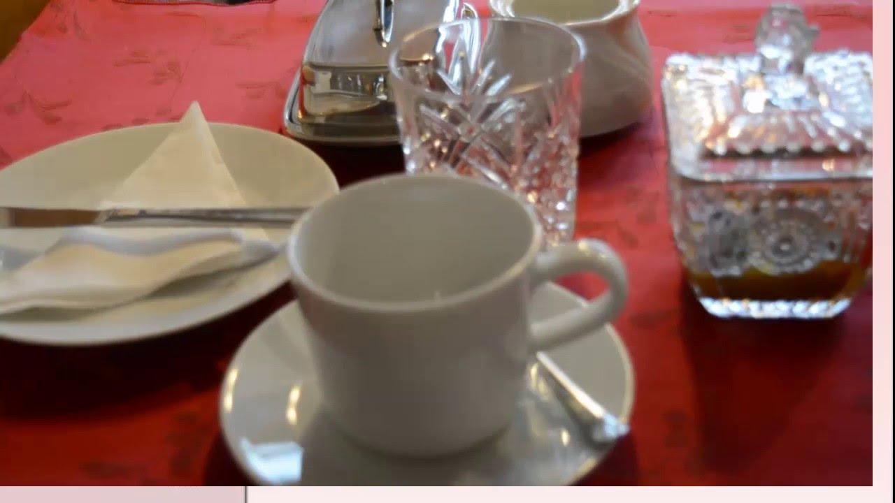 Cómo poner la mesa para el desayuno - YouTube
