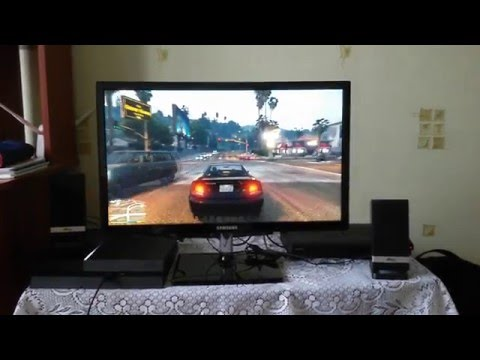 Режим покоя на PlayStation 4 на примере GTA V