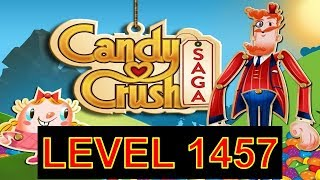 How to clear candy crush saga level 1157 with out Boosters