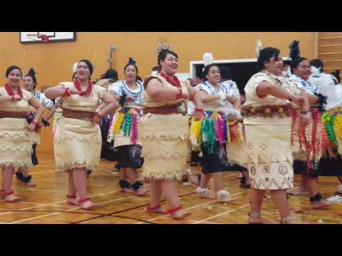 University of Auckland Tongan Group TAUA Lakalaka 2016