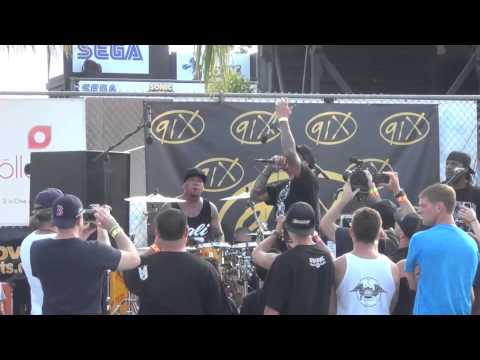 P.O.D. Live in San Diego, CA 6/1/13 Full Concert