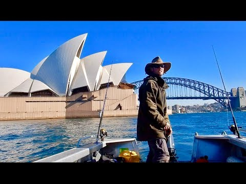 Boat Camping Sydney Harbour