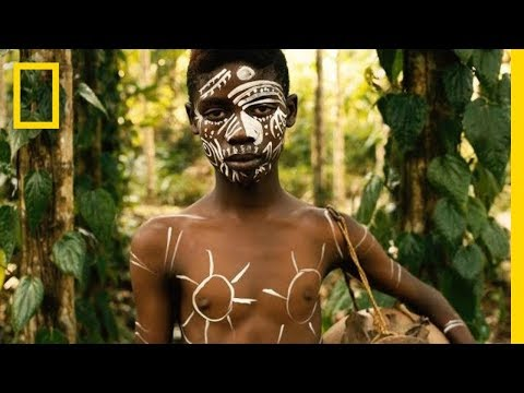 Inside a Lost African Tribe Still Living in India Today | Sh