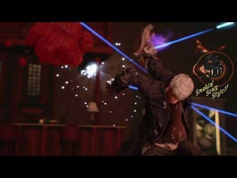 Devil May Cry  Demo Full Run S Rank