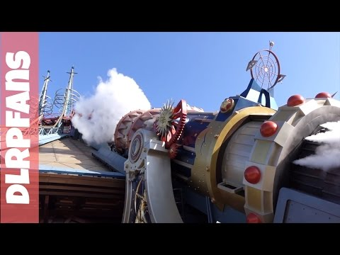 Top 10 rides at Disneyland Paris