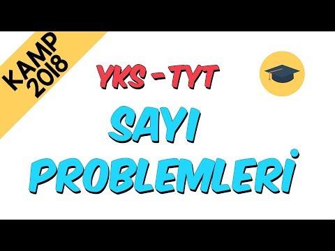 Sayı Problemleri | Kamp2018
