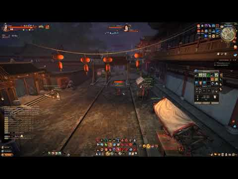 Age of Wushu: #9 meridian on server said I couldn't 1v1 him, EASY~!
