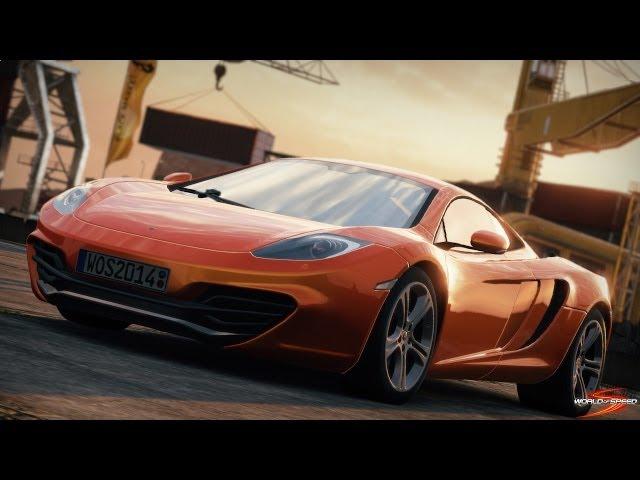 World of Speed - Trailer 1