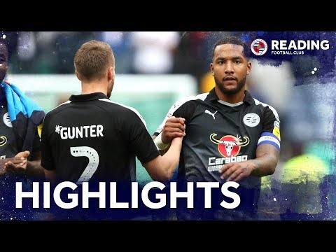 2-minute review   Preston North End 2-3 Reading   Sky Bet Championship   15th September 2018