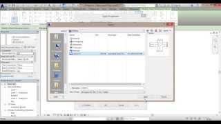 Erstellen L-shape-Spalte in revit structure Teil 1 | action-Spalte L in der rift Ahmed