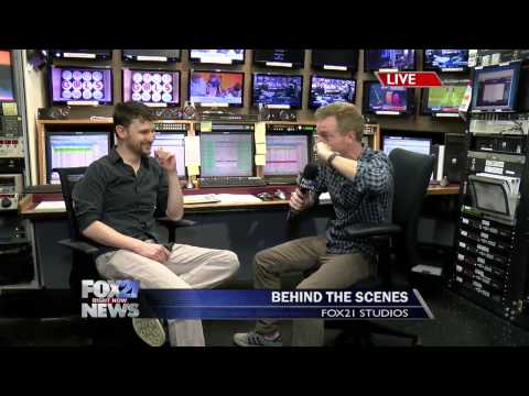 FOX21 Behind the Scenes: Master Control