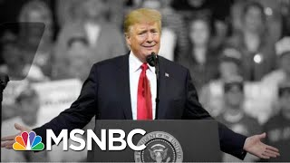 Fmr. Congressman David Jolly: Trump's Comments Are An 'Impeachable Moment' | The 11th Hour | MSNBC