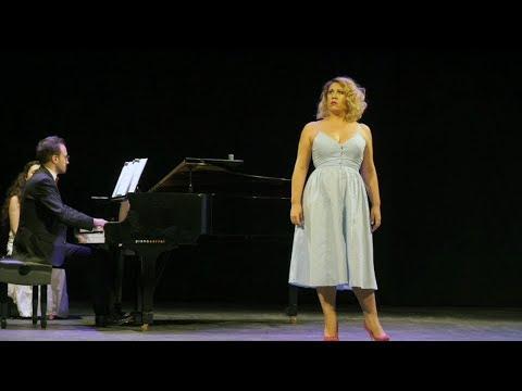 Ah! chi mi dice mai  (Donna Elvira) Don Giovanni, MOZART - Elvira Padrino