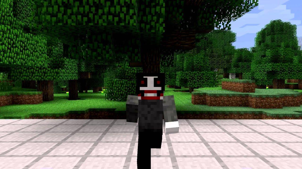 Jeff The Killer Minecraft Skin Spotlight YouTube - Skins para minecraft pe de jeff the killer