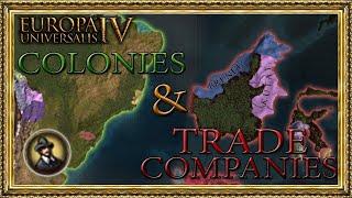 EU4 - Full Colonization and Trade Company Guide (No DLC & Full DLC 2020)