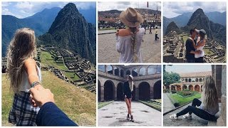 Machu Picchu, Peru! // September 2015