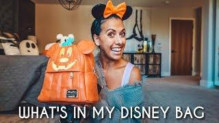 What's in my Disney Bag & Closet Tour