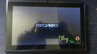 Android tablet stuck on Android Logo Fix