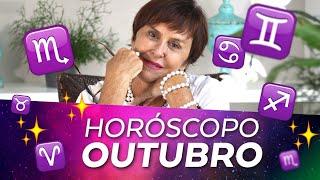HORÓSCOPO DO MÊS DE OUTUBRO - 2018 por MÁRCIA FERNANDES thumbnail