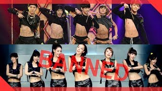 The Double Standards of KPOP