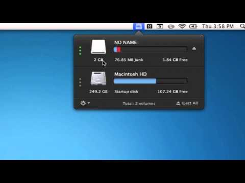 CleanMyDrive for Mac