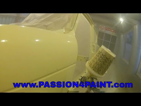 Part 3 - 1960 Ford Anglia 105E Respray / Repaint And Repairs