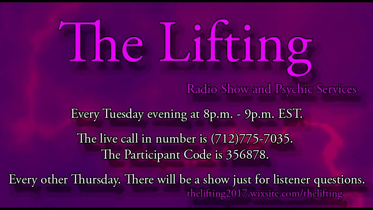 The Lifting, Episode #18: Nutrition in the New Energies