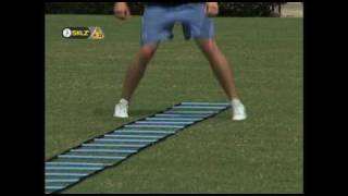 SAQ Quick Ladder Instructional Video by SKLZ