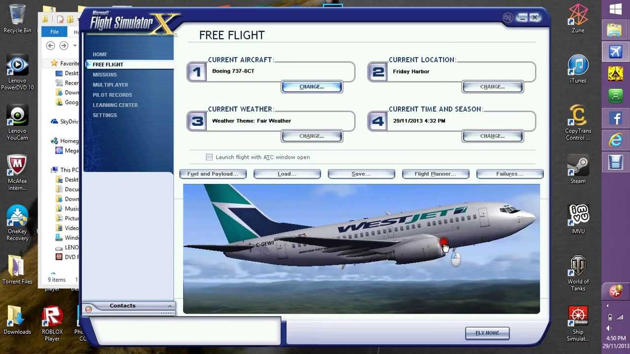 *EASY* How to download and intstall FSX aircraft | *WINDOWS 8* |