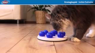 Trixie Cat Activity Solitaire Interactive Toy Развивающая игрушка для кошек