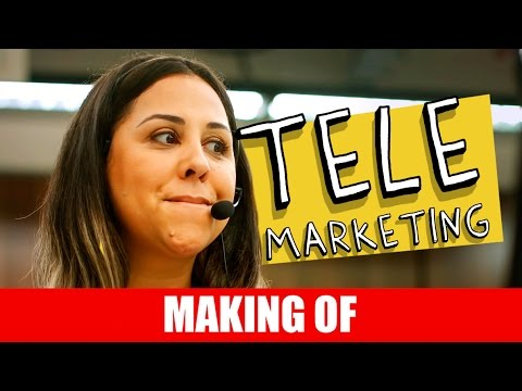 Making Of – Telemarketing