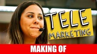 Vídeo - Making Of – Telemarketing