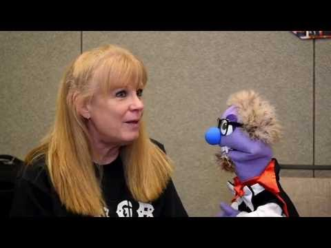 That time actress P.J. Soles talked to a puppet at the 2016 LA Days Of The Dead LA.