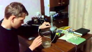 Электрогидроудар в домашних условиях
