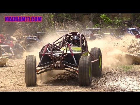BUST THE SHELL SERIES INVADES DIRT NASTY OFFROAD PARK