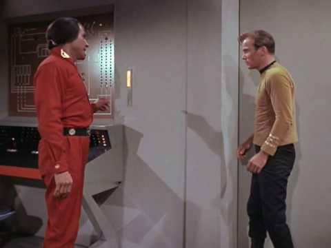Star Trek - Kirk vs. Khan