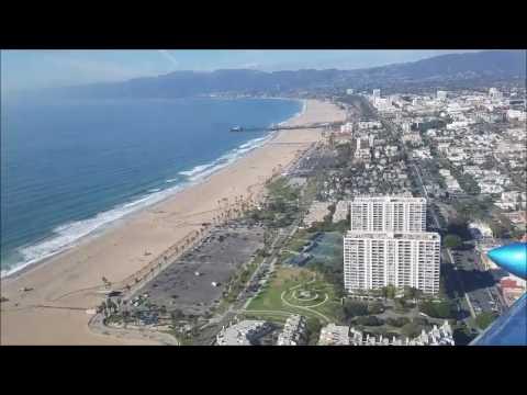 Santa Monica Flight